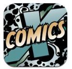 Comics app for iPad